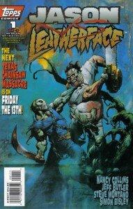 Jason vs Leatherface #1