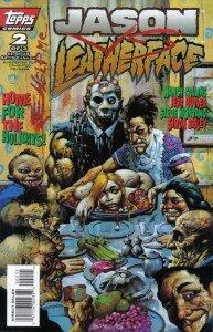 Jason vs Leatherface #2