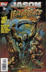 Jason vs Leatherface #3
