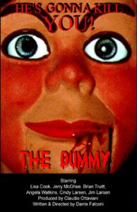 The Dummy - VHS Front
